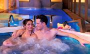Carlo Magno Hotel SPA Resort; Madonna di Campiglio: Bagno di Mezzanotte